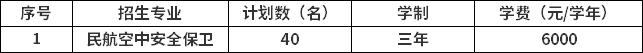 浙江警官职业学院2020年高职提前招生章程